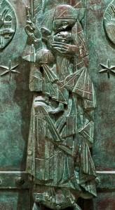 Porta Santa, La Vergine della Tenerezza