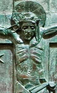 Porta Santa, Il volto di Gesù